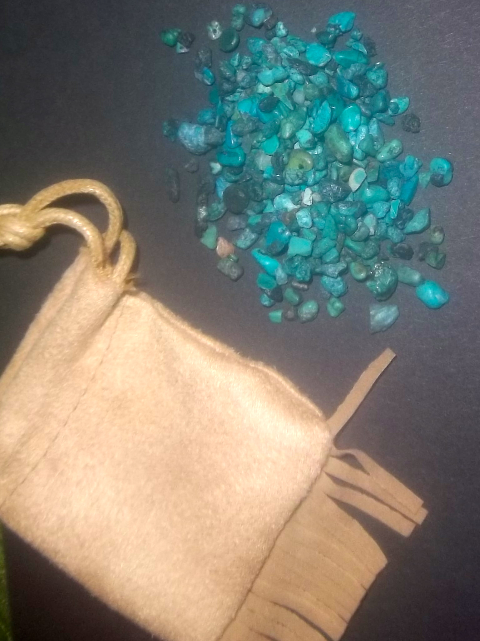 Royal Turquoise - One oz. in Pouch